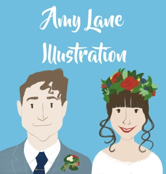 Amy Lane Ilustration