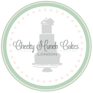 Cheeky Munch Cakes Logo