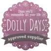 Doily Days weddings