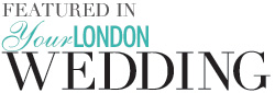 Featured in Your London Wedding
