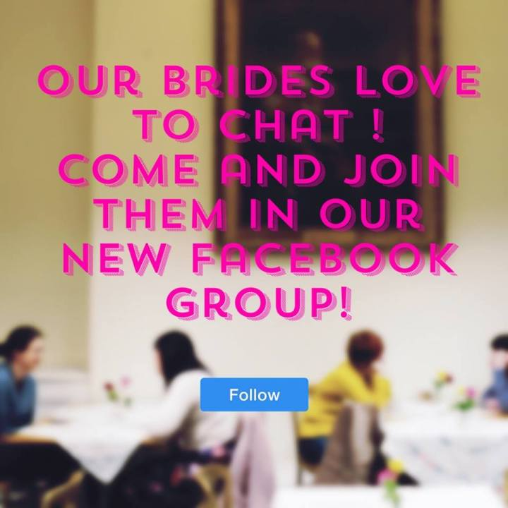 Brides! Join Our Facebook Group